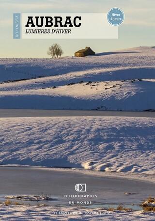 cover carnet voyage photo details aubrac hiver