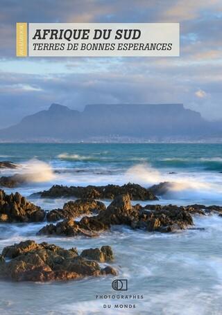 Couverture carnet de voyage photo Afrique du Sud avec Bruno Mathon