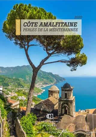 Couverture carnet de voyage photo Côte Amalfitaine avec Genaro Bardy
