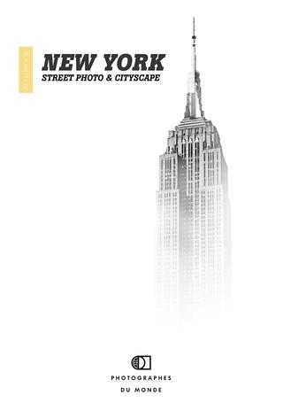 Couverture carnet de voyage photo New York avec Bruno Mathon