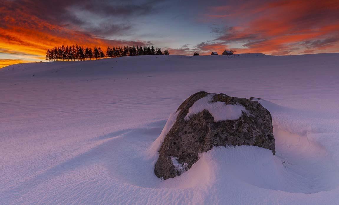 voyage photo aubrac hiver lionel montico galerie 10