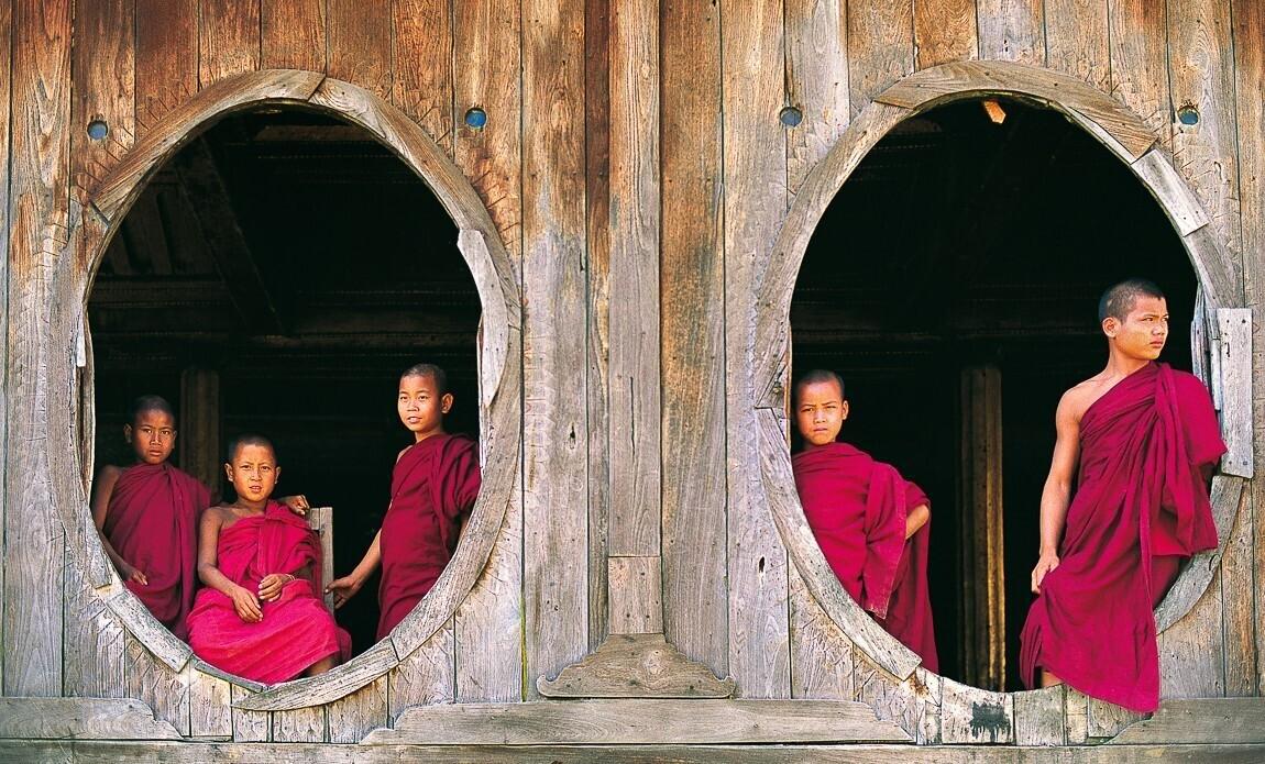 voyage photo birmanie classique christophe boisvieux galerie 1