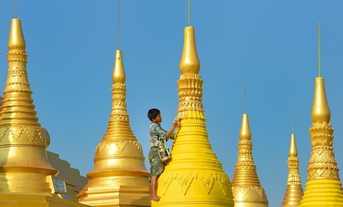 voyage photo birmanie classique christophe boisvieux galerie 2