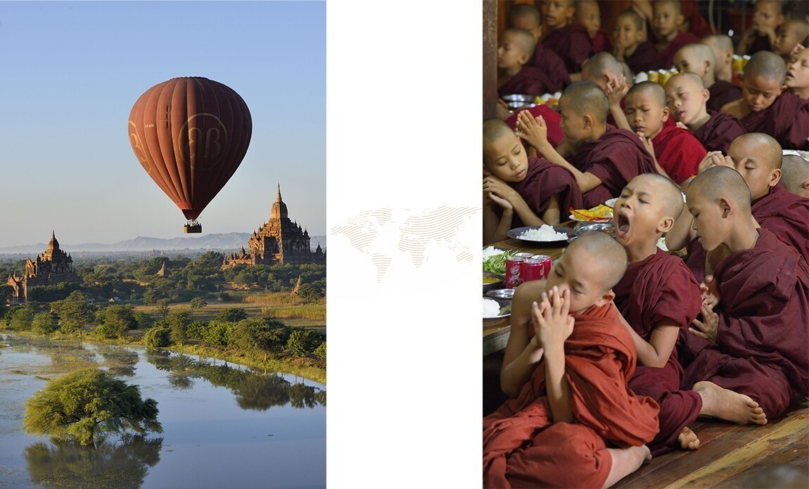 voyage photo birmanie classique christophe boisvieux galerie 4