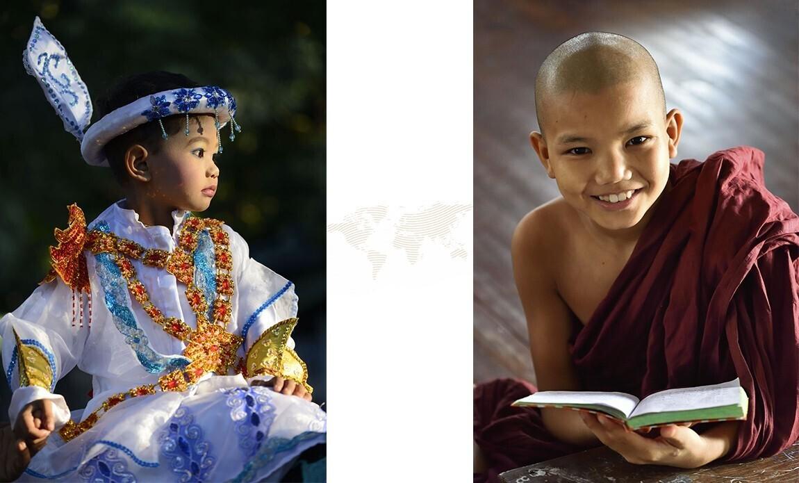 voyage photo birmanie fetes christophe boisvieux galerie 12