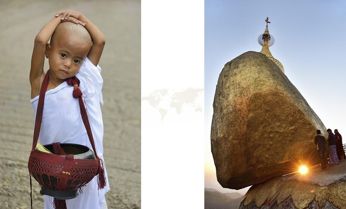 voyage photo birmanie fetes christophe boisvieux galerie 21