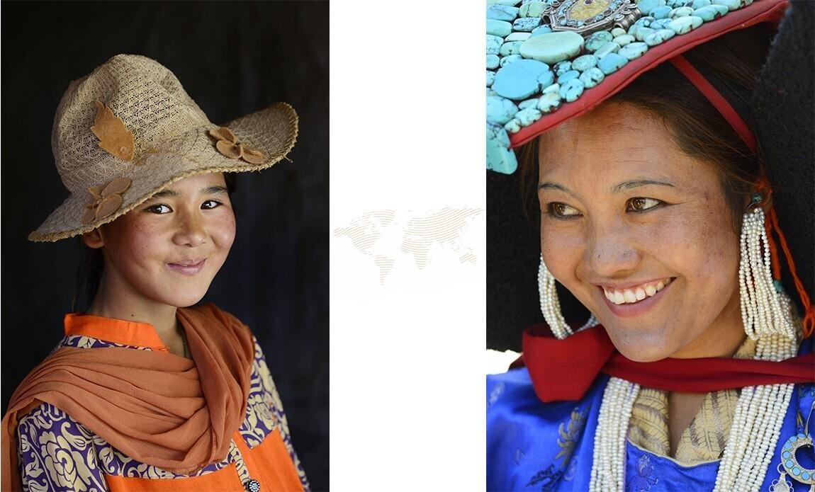 voyage photo ladakh christophe boisvieux galerie 10
