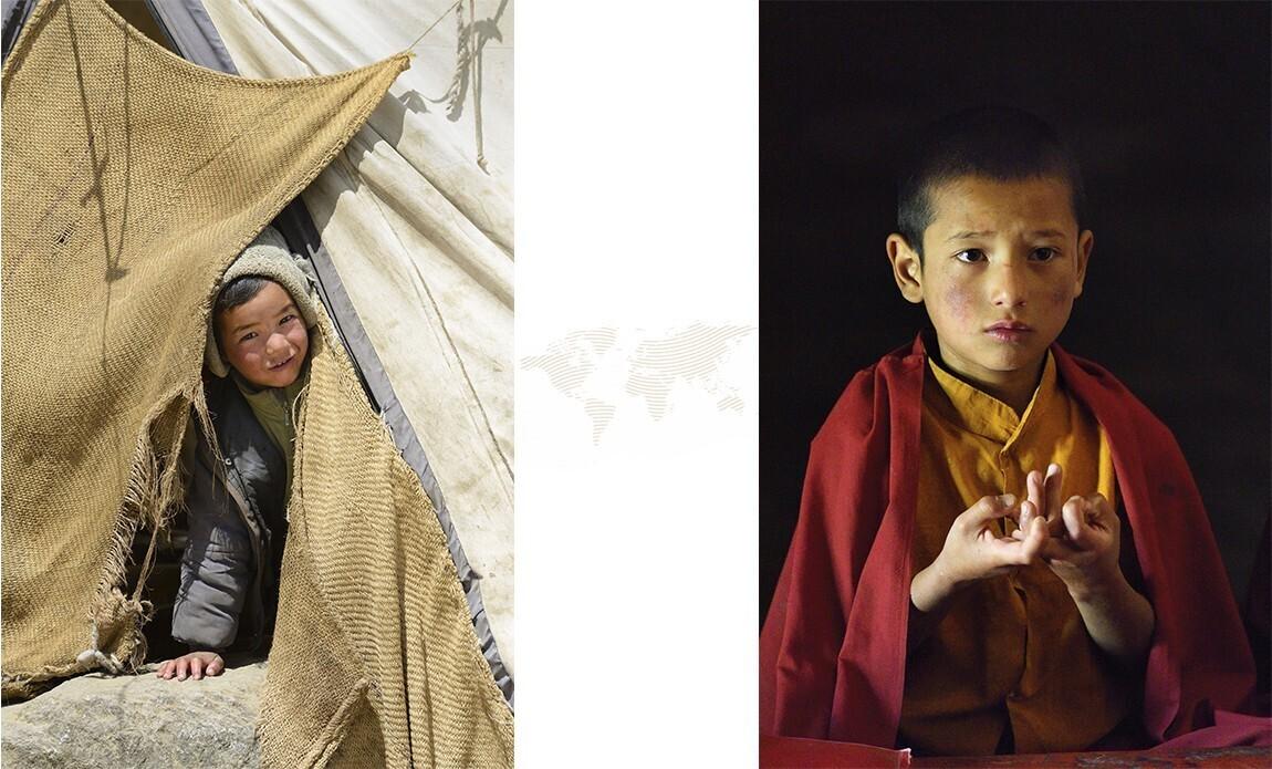 voyage photo ladakh christophe boisvieux galerie 6