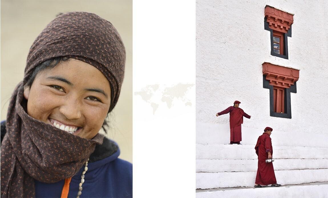 voyage photo ladakh christophe boisvieux galerie 8