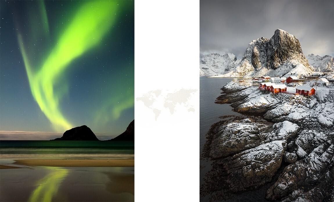 voyage photo lofoten hiver jean michel lenoir galerie 12