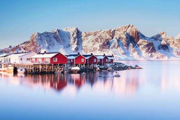 voyage photo lofoten hiver jean michel lenoir promo 2
