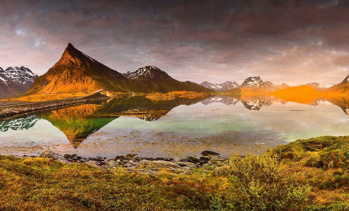 voyage photo lofoten soleil minuit jean michel lenoir galerie 1