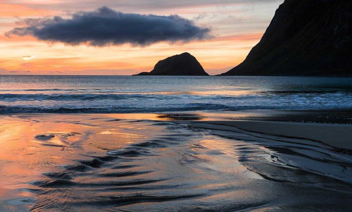 voyage photo lofoten soleil minuit jean michel lenoir galerie 13