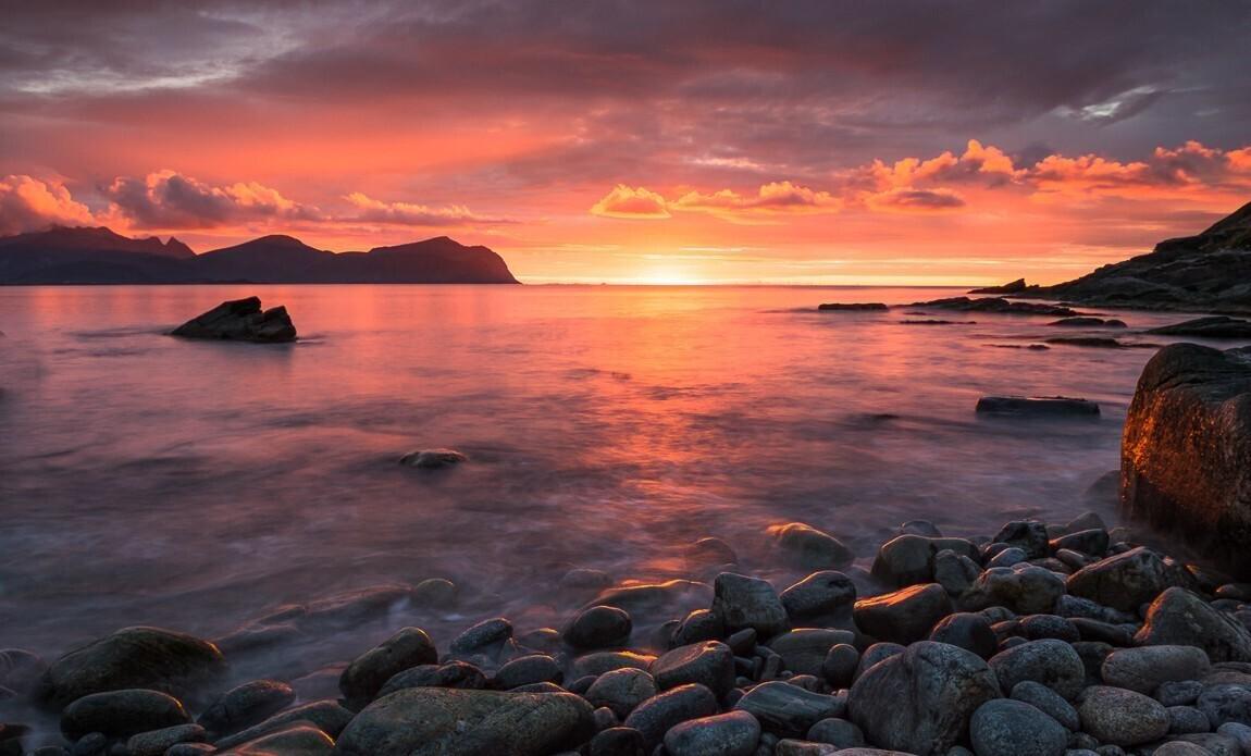 voyage photo lofoten soleil minuit jean michel lenoir galerie 4