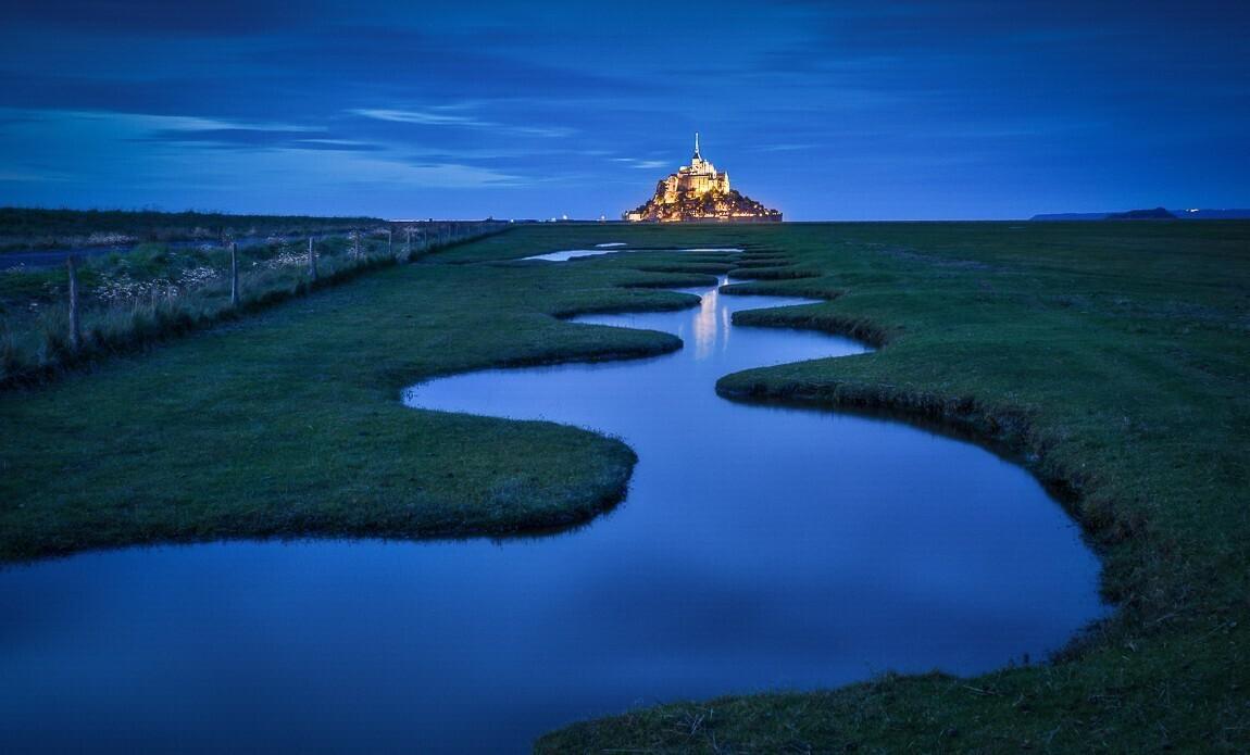 voyage photo mont saint michel grandes marees mathieu rivrin galerie 1
