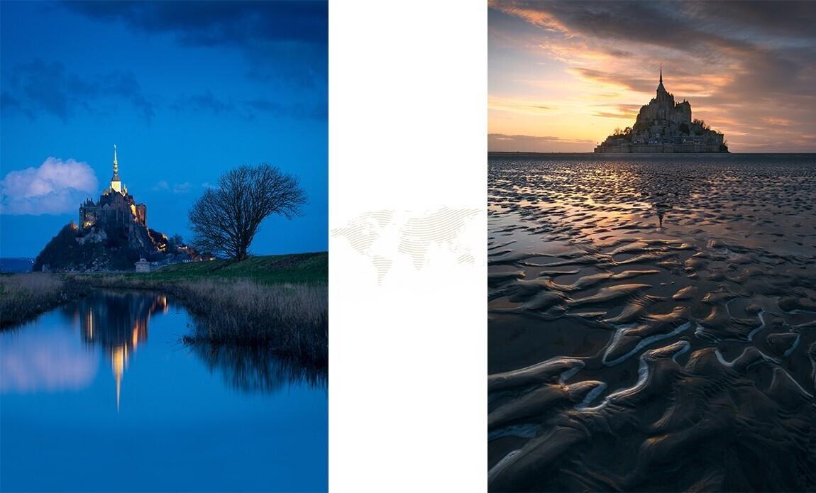 voyage photo mont saint michel grandes marees mathieu rivrin galerie 13
