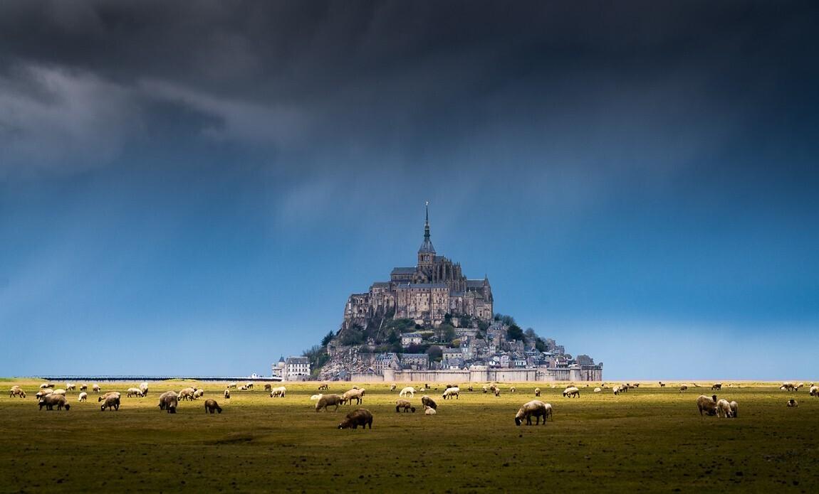 voyage photo mont saint michel grandes marees mathieu rivrin galerie 22