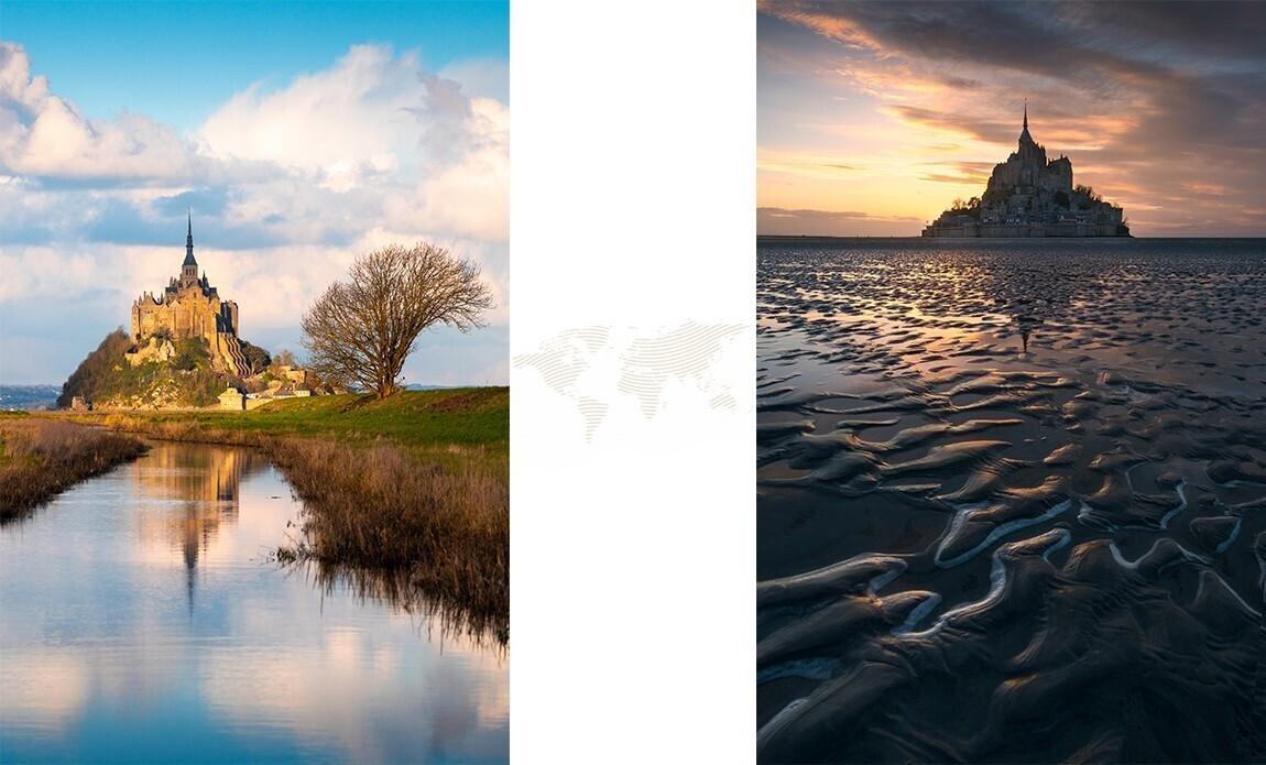 voyage photo mont saint michel grandes marees mathieu rivrin galerie 8