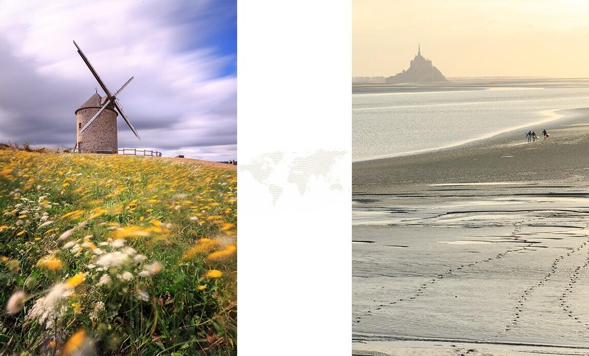 voyage photo mont saint michel grandes marees vincent frances galerie 21
