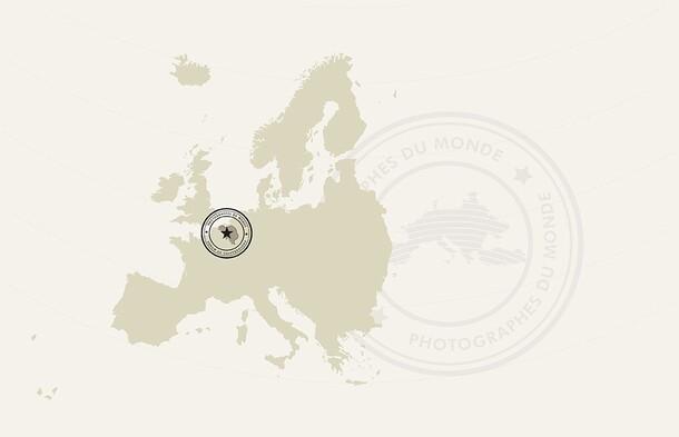 carte voyage photo Bruxelles