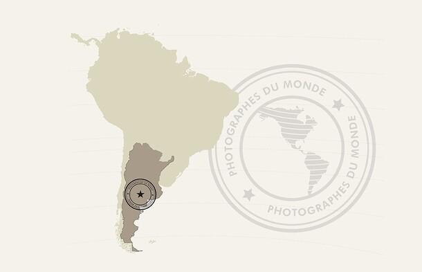 carte voyage photo Patagonie