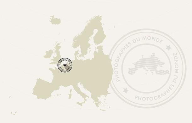 carte voyage photo Bruges